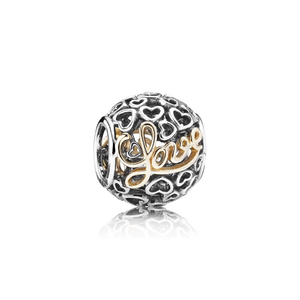 Vente Bijoux Charms Message Of Amour Pandora Magasin